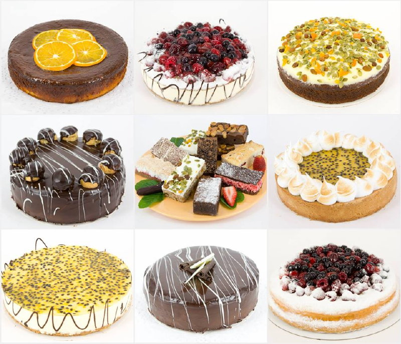 cake delivery selection pic